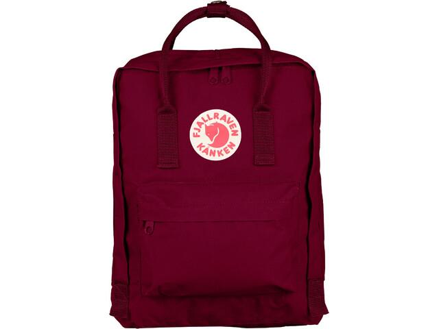 Fjällräven Kånken Backpack plum